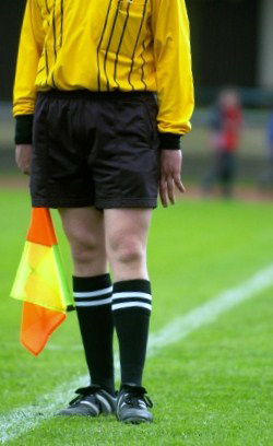 Northern Virginia Referee Information